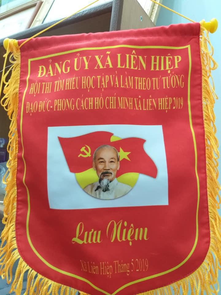 """Hội thi: """"Tìm hiểu, học tập và làm theo tư tưởng, đạo đức, phong cách Hồ Chí Minh"""" của trường THCS An Hiệp năm 2019"""